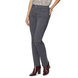 NYDJ  Marilyn Straight Double-Snap Jeans - Women's